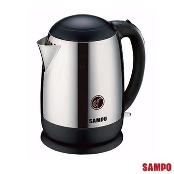 『SAMPO』☆聲寶 1.5L不鏽鋼快煮壺 KP-PC15C