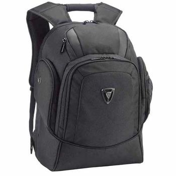 【SUMDEX】PON-399BK領導者商旅背包17吋+iPad