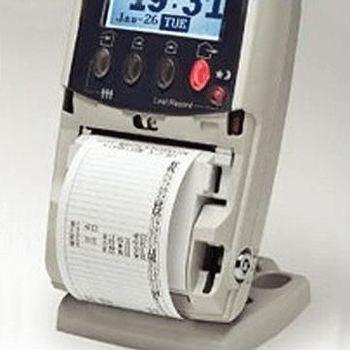 【Needtek】PX-200 感應式打卡鐘專用感熱紙捲(5入)