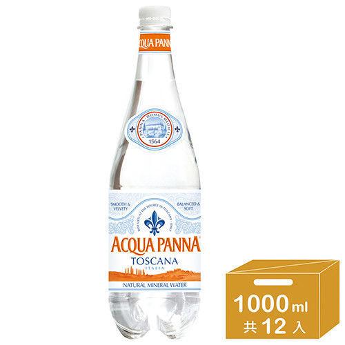 【普娜】天然礦泉水 瓶裝(1000mlx12入)
