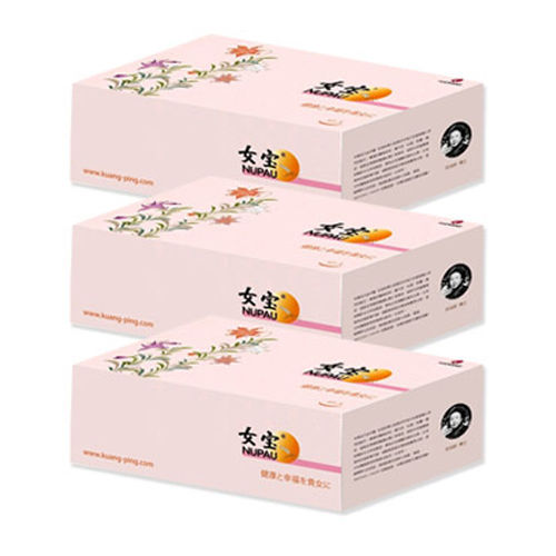 莊淑旂博士 女寶(63入)3盒組