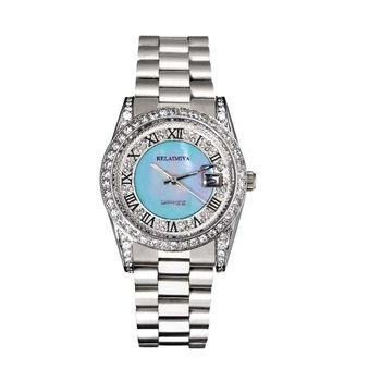 克萊米亞絕對品味滿天星鑽錶