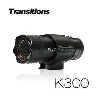 全視線K300 超廣角120度防水型1080P 極限 機車行車記錄器