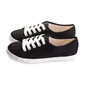 FUFA 基本素面休閒鞋(U44) - 黑色