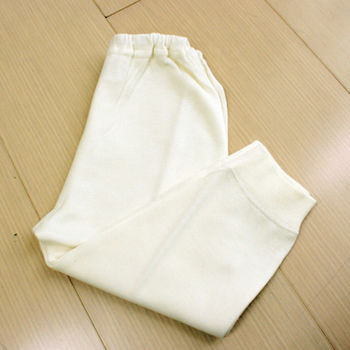 GMP BABY羊寶貝羊毛兒童衛生褲2件-110CM