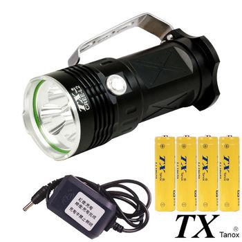 【特林TX】美國最新CREE L2 LED直充式投射燈/探照燈/手電筒(T-L2-3X-Z)