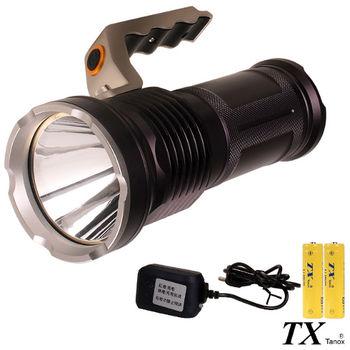【特林TX】美國CREE R5 LED直充式探照手電筒(T-K110-Z)