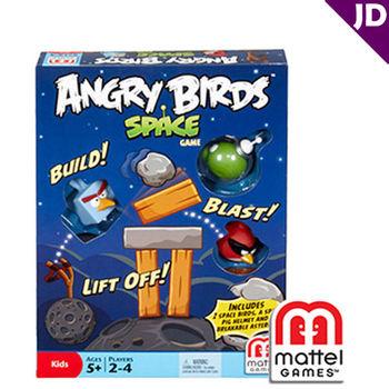 【美泰兒流行玩具】憤怒鳥桌上遊戲系列-太空遊戲組