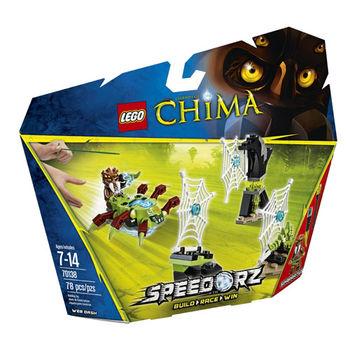 【LEGO 樂高積木】《L70138》衝擊蜘蛛網