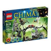 ~LEGO 樂高積木~~L70133~蜘蛛妖后Spinlyn 的洞穴