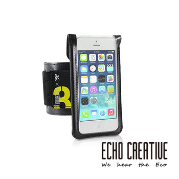 【ECHO CREATIVE】Xtrm OSPREY iPhone 5/5S 惡魔黑防水運動手臂包
