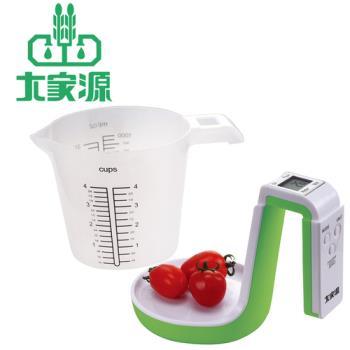 【大家源】 多功能料理秤 TCY-9201
