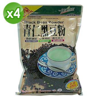 【健康時代】青仁黑豆粉4袋(500g/袋)