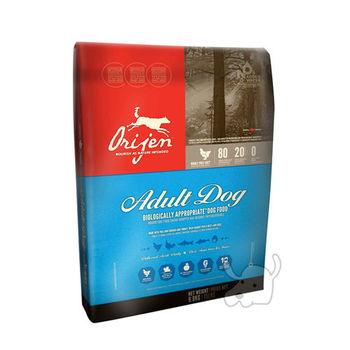 【Orijen】渴望 成犬雞肉配方 犬糧 6.8 公斤 X 1包