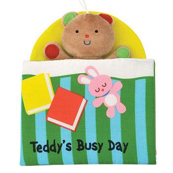 【K's Kids 奇智奇思】Teddy's Busy Day泰迪的一天