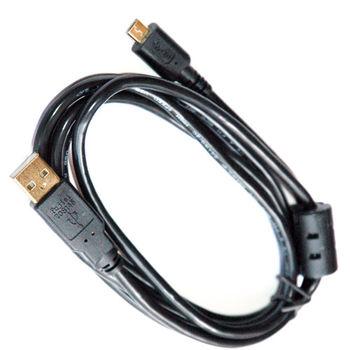 鍍金頭+鍍錫銅+抗干擾磁環~ fujiei micro USB鍍金頭手機傳輸充電線1.8M