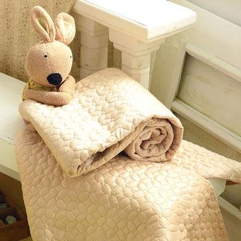 【Betrise】短毛絨超細纖維多用途保暖墊(雙人)