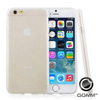 【GGMM】iPhone6 Plus 5.5吋 TPU磨砂保護套 附贈保護貼(4款可選)