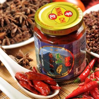 《寧記》玉山黃金辣椒(260g/罐,共兩罐)