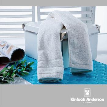【金安德森】有機棉毛巾 特選全球有機紡織品標準認證(GOTS) 棉花