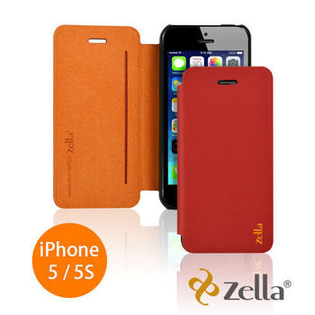 [福利品] Zella iPhone 5 /iPhone 5S 手機皮套 Z-Slim iphone5