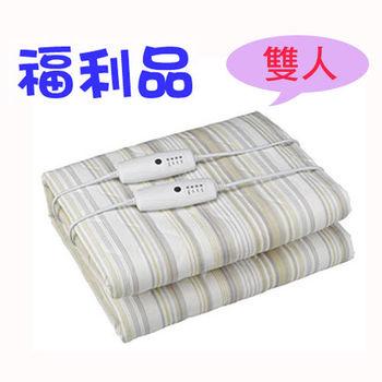 【福利品】勳風 雙人可水洗恆溫電熱毯 HF-892