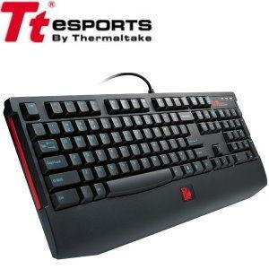Tt eSports【曜越】速戰傭兵KNUCKER鍵盤
