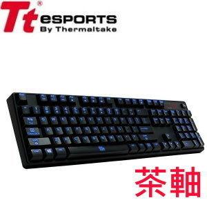 Tt eSports【曜越】波賽頓Z【茶軸】鍵盤