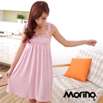 MORINO摩力諾柔絲浴裙-2入組