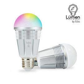 Tabu Lumen 變色LED藍牙燈泡(TL-800)