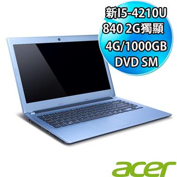 [單機下殺]【ACER宏碁】E5-471G 14吋 i5-4210U 1TB NV840-2G 獨顯  Win8.1效能筆電