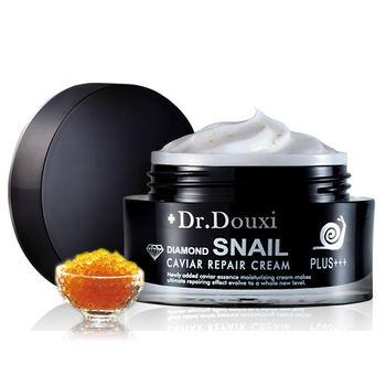 Dr.Douxi朵璽 晶鑽蝸牛魚子修護乳霜50g