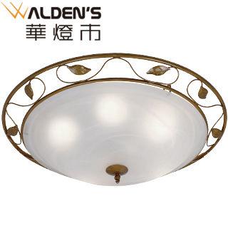 【華燈市】汶萊5+2燈吸頂燈(復古歐式風情)