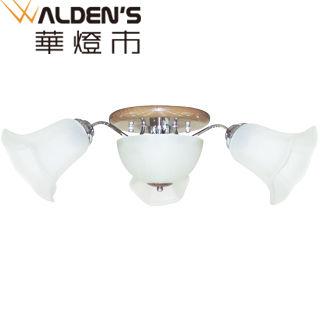【華燈市】新古典3+2半吸頂燈(歐式經典款)