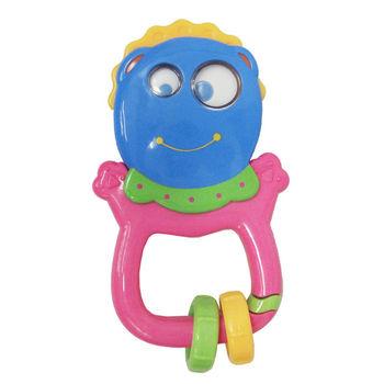 Lucky Baby 搖鈴玩具-大眼娃娃