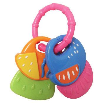 Lucky Baby 固齒器玩具-水果造型