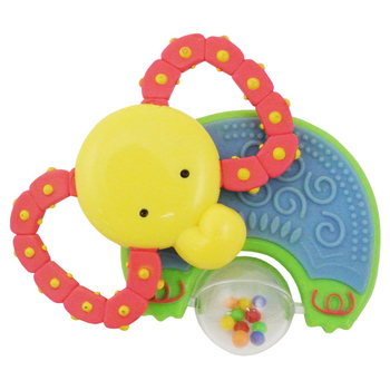 Lucky Baby 固齒器玩具-大象造型