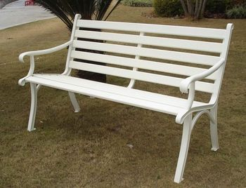BROTHER兄弟牌~鋁合金雙人公園椅