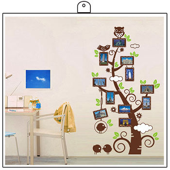 JB 時尚壁貼 - 相片樹