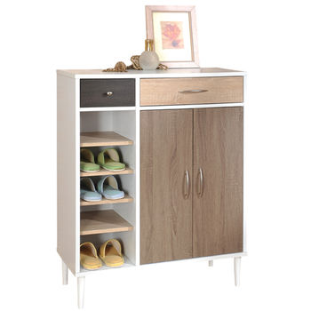 【Asllie】多色鞋櫃