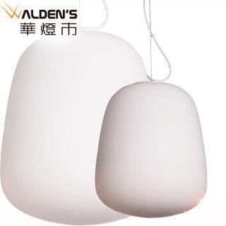 【華燈市】北歐意象單燈吊燈2號款(自然時尚款)
