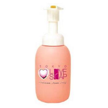 【日本TOKYO LOVE SOAP】東京私密愛皂沐浴乳(300ML 1入)
