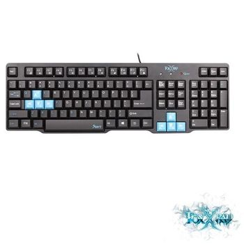 FOXXRAY  迅急戰狐電競鍵盤 FXR-BK-06
