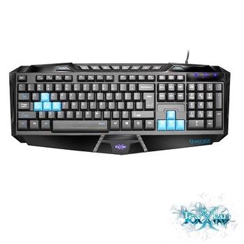 FOXXRAY  颶風戰狐電競鍵盤 FXR-SK-02