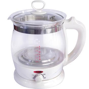 多功能玻璃養生壺/美食鍋(2公升大容量)