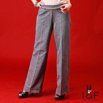 INF全尺碼 OL百搭寬版西裝褲112-4109