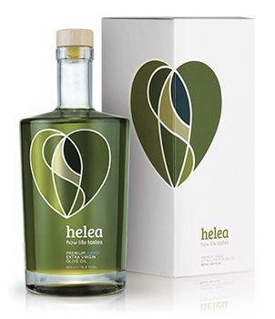 希臘海儷優質初榨冷壓橄欖油