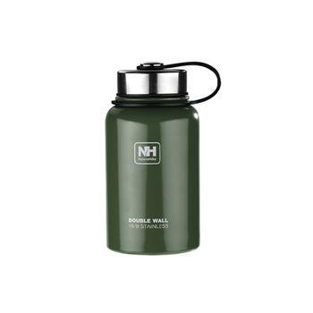 PUSH!戶外旅遊休閒用品 不銹鋼真空保溫瓶保溫杯水壺600ml 一入