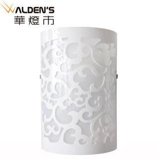 【華燈市】威斯頓歐式花壁燈(簡約北歐風)