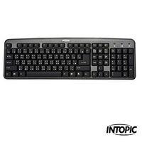 INTOPIC 廣鼎~ 鍵盤 KBD~USB~16